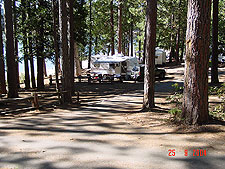 Pinecone Campground